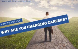 Changing Careers is more common than you may think. Find out how t justify your career change in this blog.