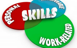 Transferable skills can be utilized not only in different careers, but in other aspects of life too!
