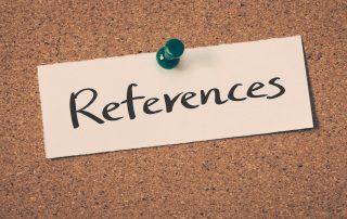 Find out how to choose the best references to secure your chance at a job!