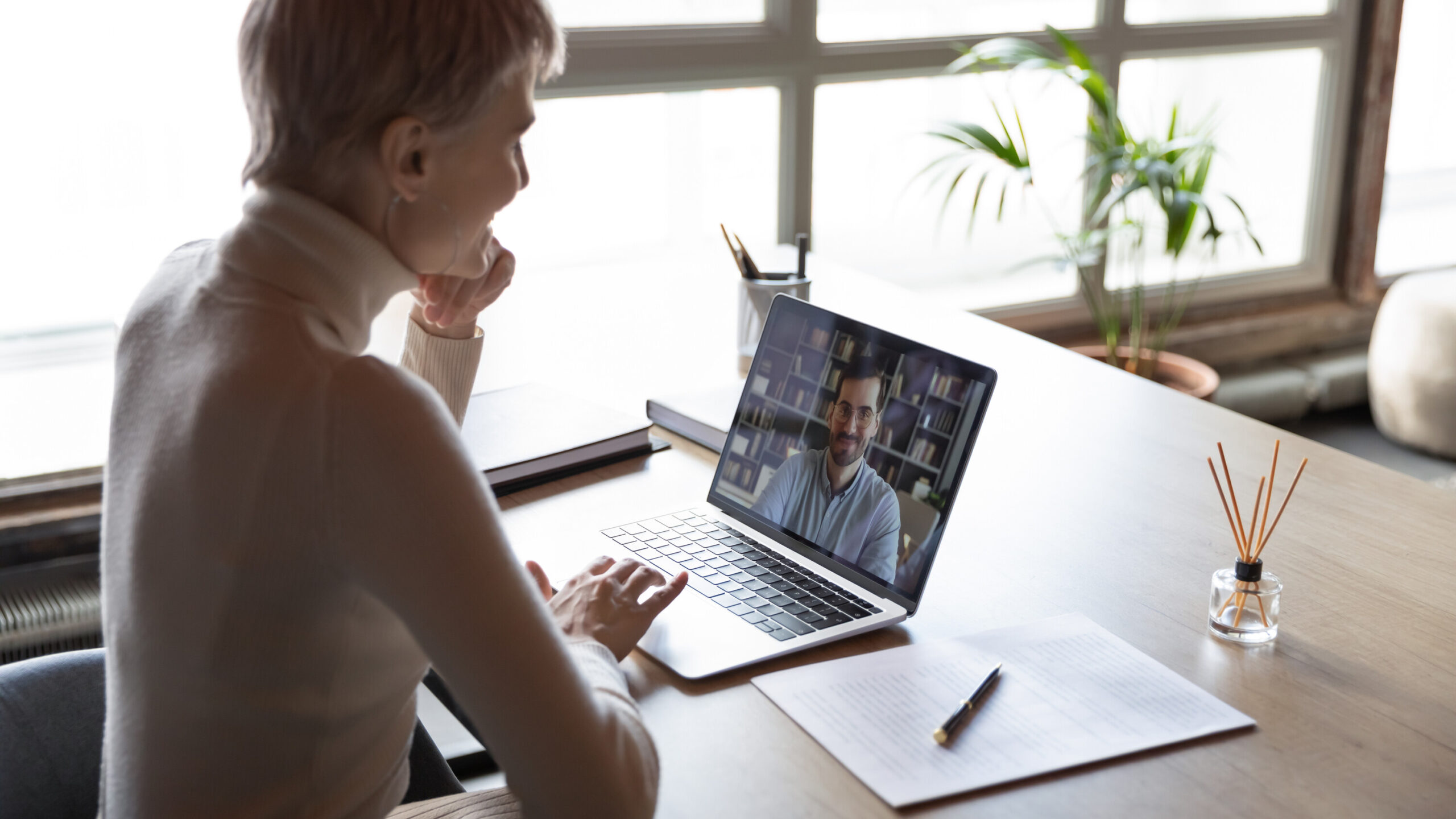These tips and tricks are sure to help ypu ace the remote interview!