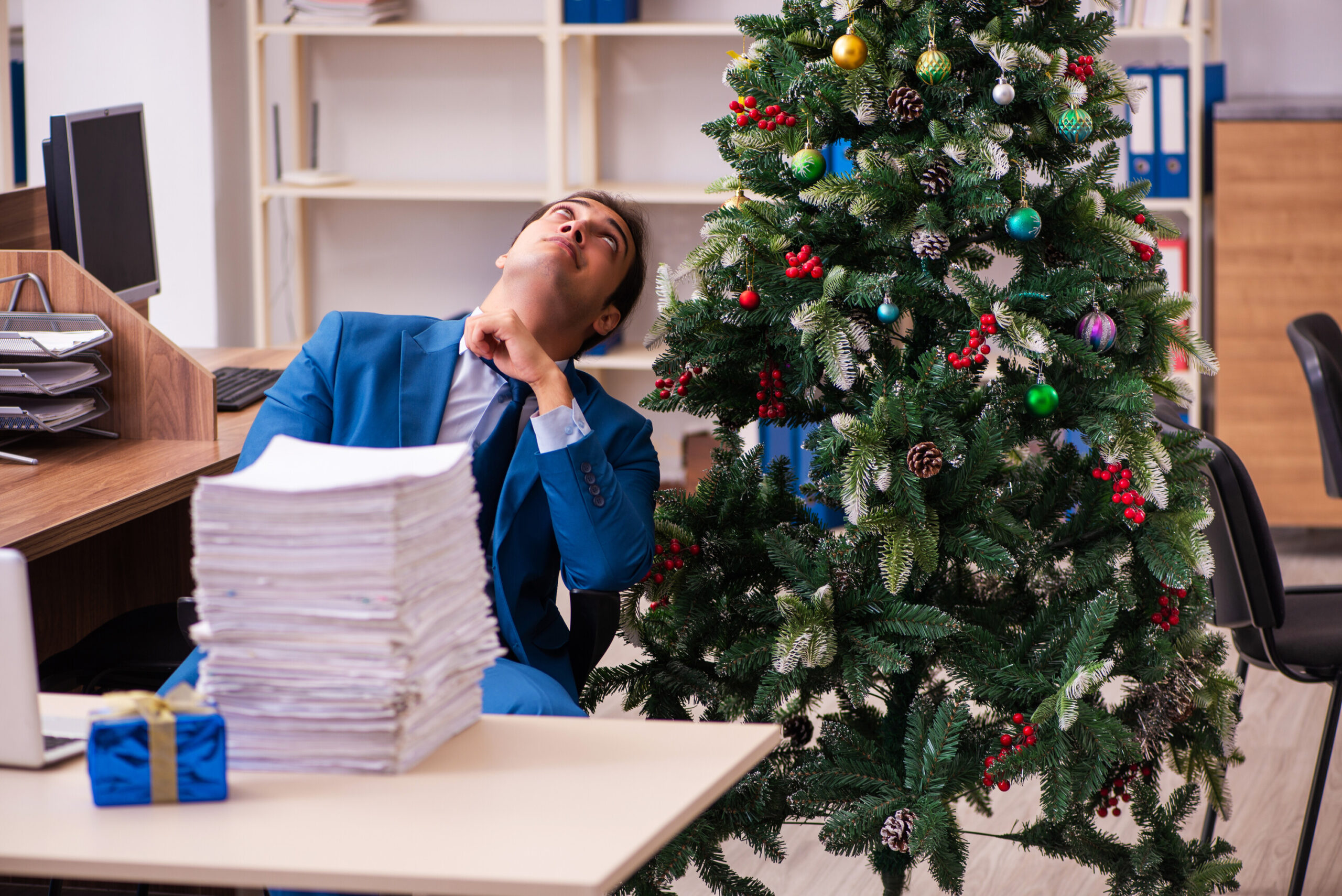 Find out how to avoid employee burnout during the holidays here!