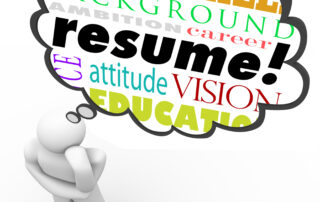Create your perfect resume today!