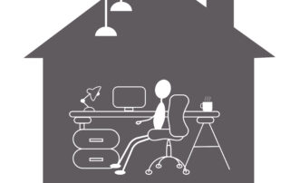 Working remotely can be tricky, check out our tips for starting a new job from home!