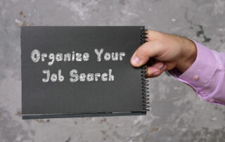 Organize your Job Search today!