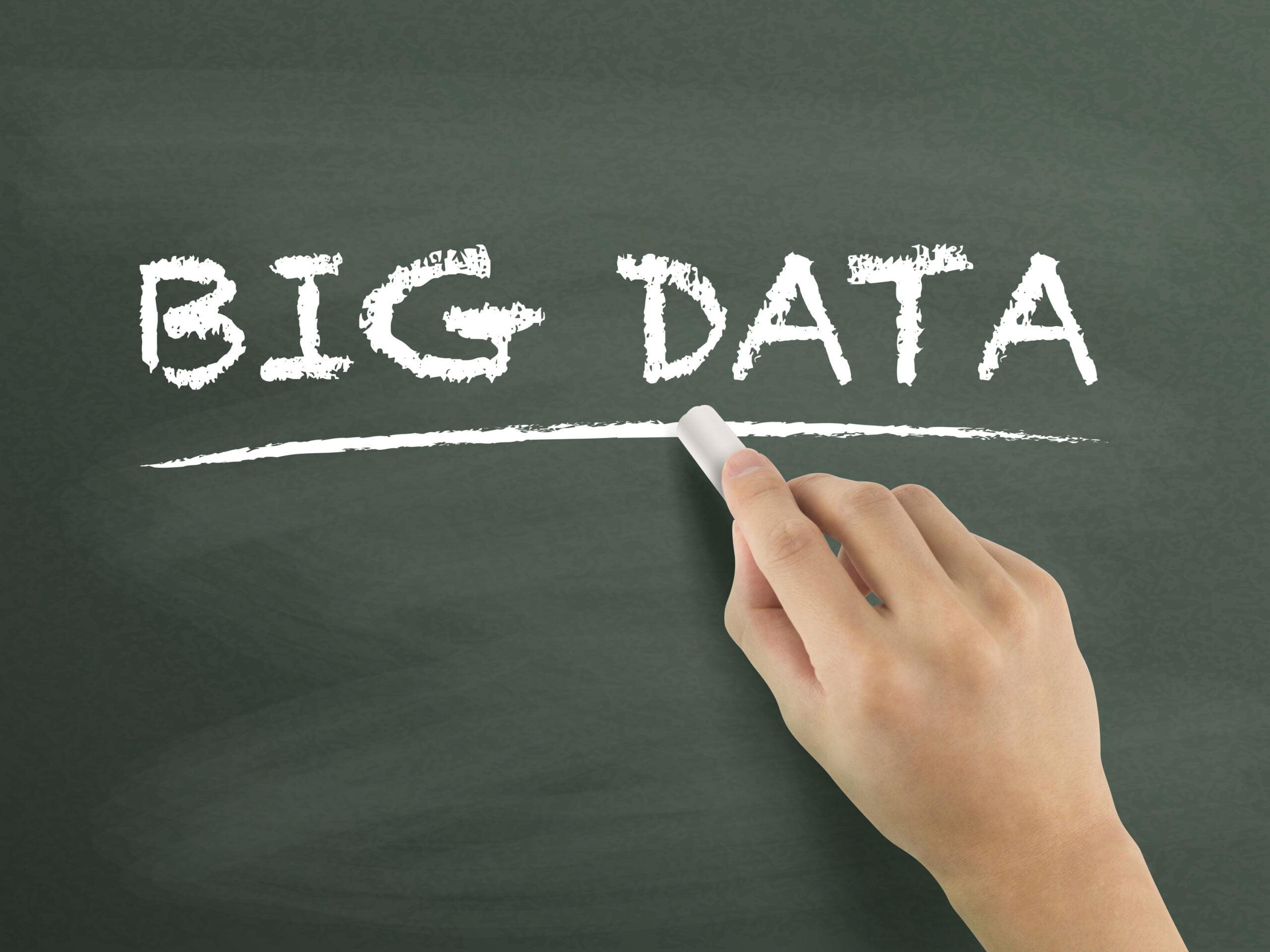 This months industry spotlight is big data analytics!