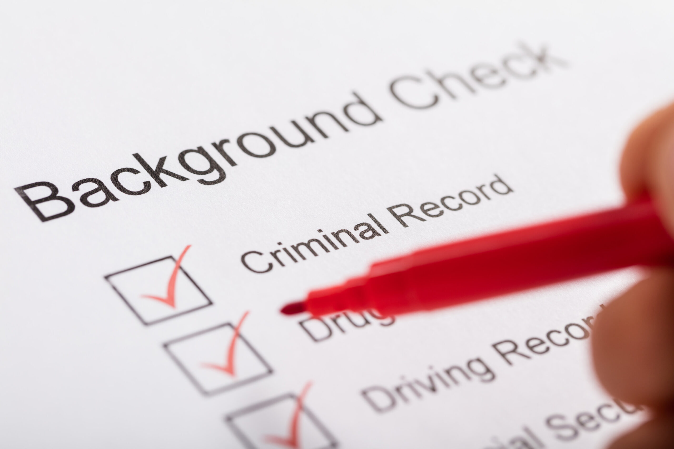 Find out what a background check entails and how to prepare for it!