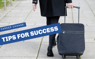 Check out these tips in order to have a successful career change!