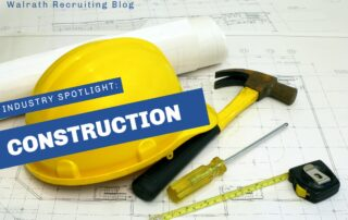 Check out this month's Industry Spotlight, Construction