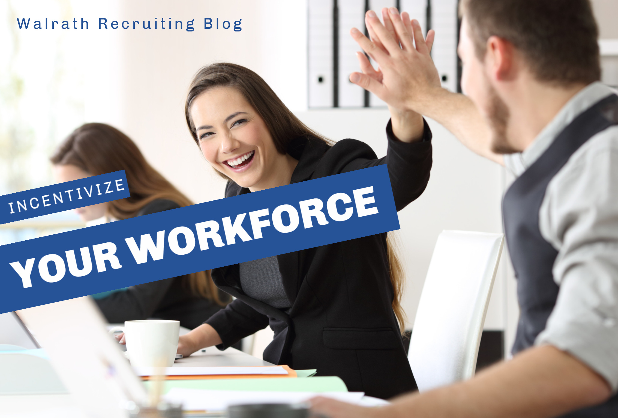 Check out these tips for incentivizing employees and watch your productivity sky rocket!