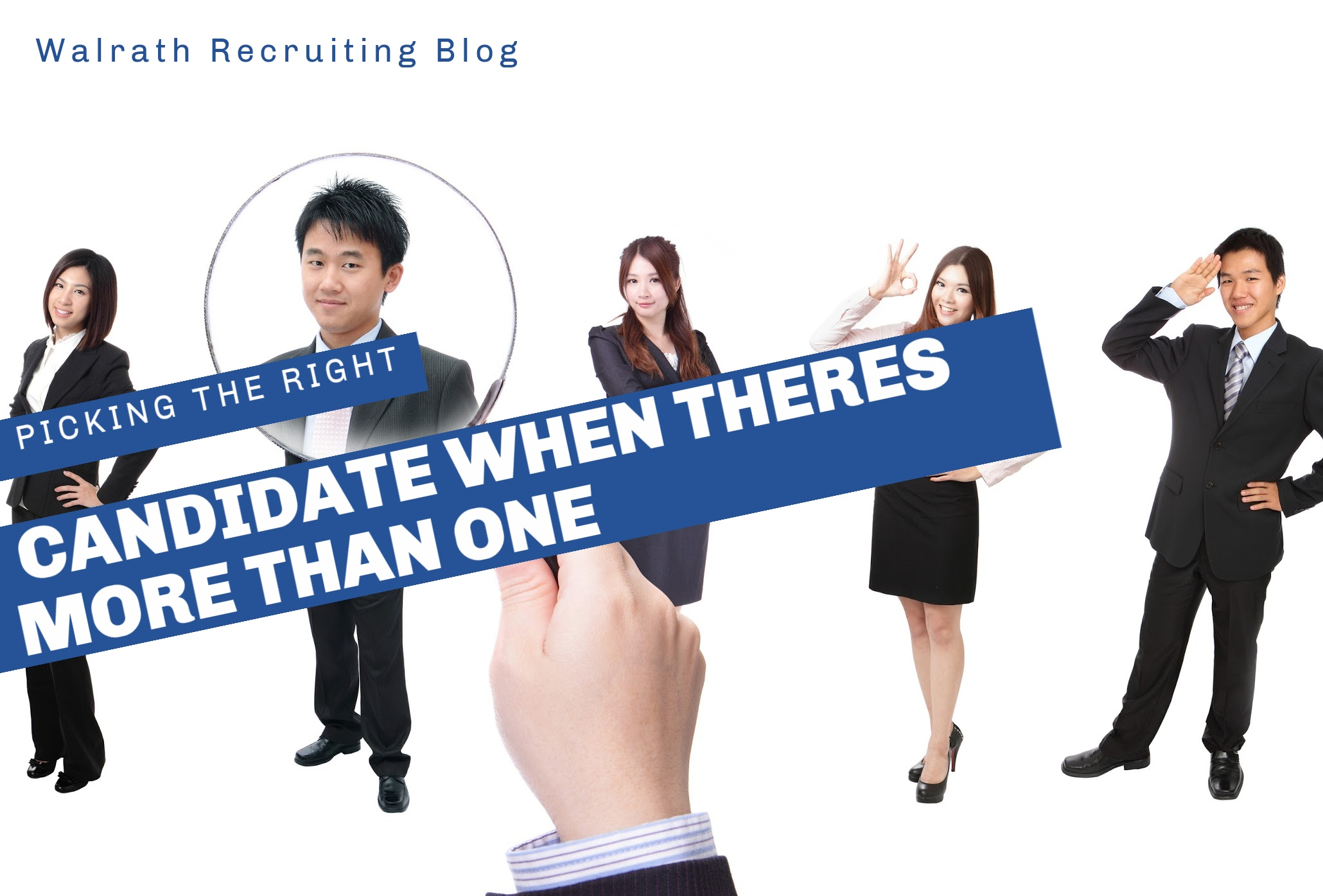 Check out these tips to decide which candidate is the best fit for your company!