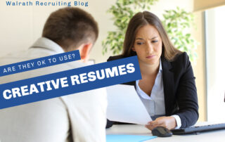 Creative resumes can be a great way to show off your skills in some cases. Find out when!