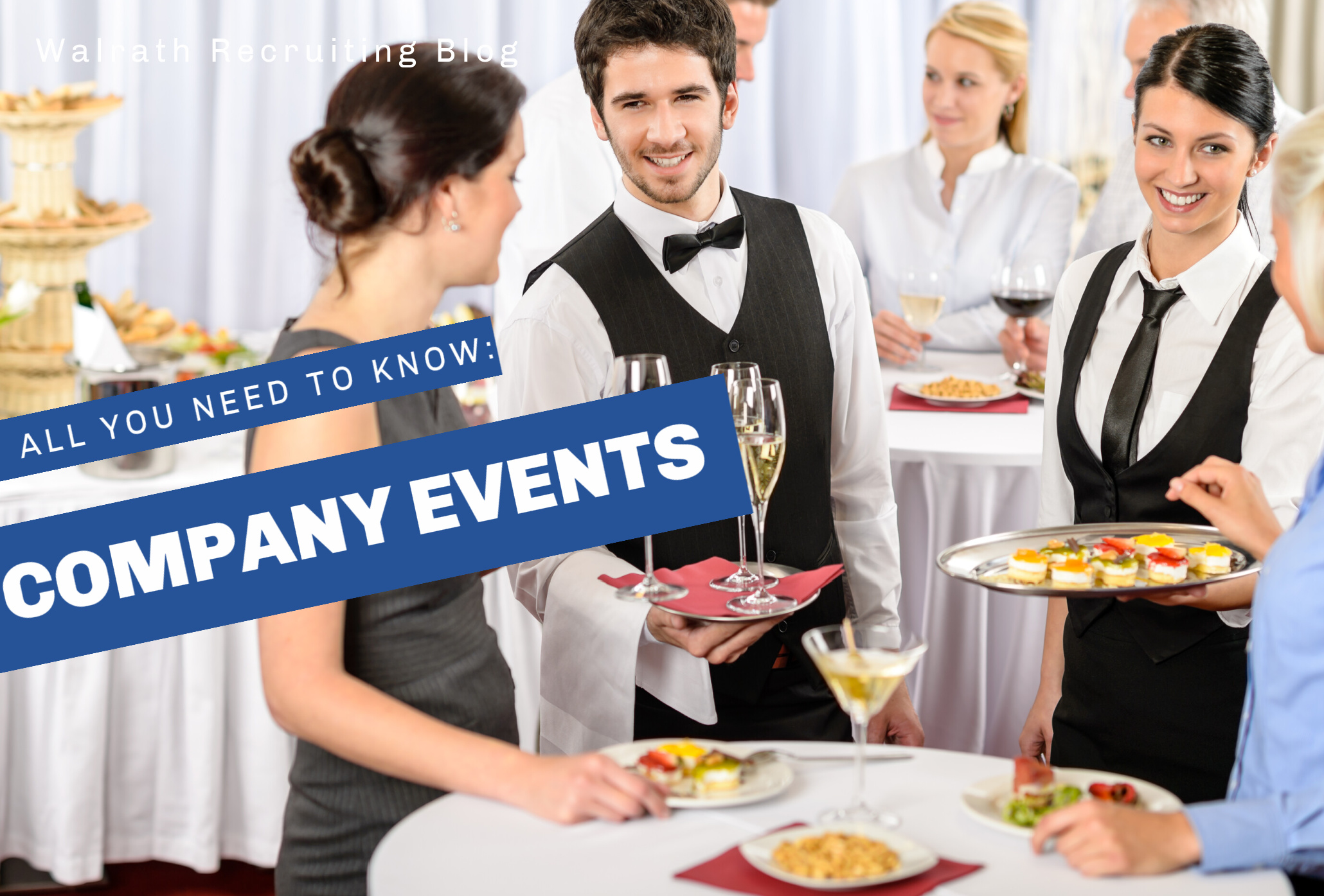 Check out these tips for attending company events!