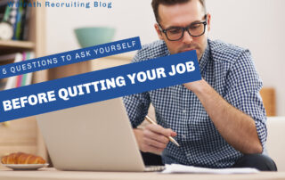 Quitting a job is a big deal. Be sure you're making the rightchoice by asking yourself these questions.