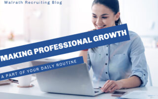 professional growth is a key aspect of everyone's career.